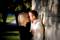 Mike and Kelsey - Engagement Shoot in Des Moines